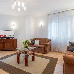 Отель P&O Apartments Grodkowska Польша, Варшава - отзывы, цены и фото номеров - забронировать отель P&O Apartments Grodkowska онлайн комната для гостей фото 5