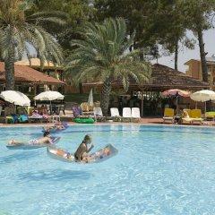 Palm D'or Hotel Турция, Сиде - отзывы, цены и фото номеров - забронировать отель Palm D'or Hotel онлайн бассейн фото 2