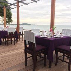 Отель Adarin Beach Resort питание фото 3