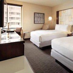 Отель Hilton San Francisco Union Square 4* Стандартный номер с 2 отдельными кроватями