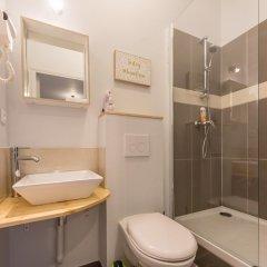 Отель WS Hôtel de Ville - Musée Pompidou Франция, Париж - отзывы, цены и фото номеров - забронировать отель WS Hôtel de Ville - Musée Pompidou онлайн ванная фото 2