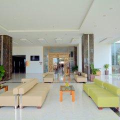 Отель Dessole Sea Lion Nha Trang Resort Кам Лам интерьер отеля