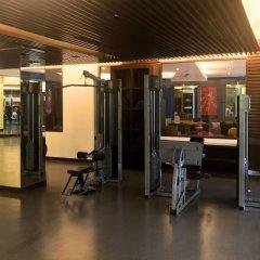Отель Movenpick Resort & Spa Karon Beach Phuket Таиланд, Пхукет - 4 отзыва об отеле, цены и фото номеров - забронировать отель Movenpick Resort & Spa Karon Beach Phuket онлайн фитнесс-зал фото 3