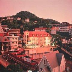 Отель SETRE Glovers House Nagasaki Нагасаки пляж