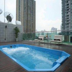 FX Hotel Metrolink Makkasan бассейн фото 2