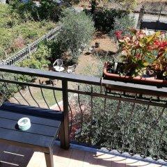 Отель B&B Al Calcandola Сарцана балкон