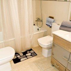 Отель Apartaments AR Eton Испания, Льорет-де-Мар - отзывы, цены и фото номеров - забронировать отель Apartaments AR Eton онлайн ванная фото 2