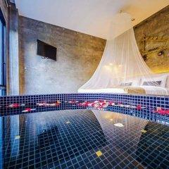 Escape De Phuket Hotel & Villa 3* Стандартный номер с разными типами кроватей фото 21