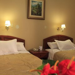 Manhattan Inn Airport Hotel комната для гостей фото 3