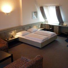 Отель Avenue Германия, Нюрнберг - 5 отзывов об отеле, цены и фото номеров - забронировать отель Avenue онлайн комната для гостей фото 5