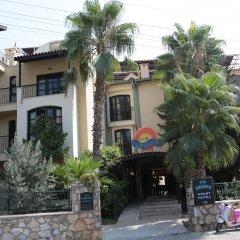 Апартаменты Club Turquoise Apartments парковка
