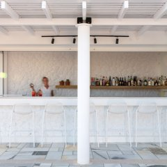 Отель Xenones Filotera Греция, Остров Санторини - отзывы, цены и фото номеров - забронировать отель Xenones Filotera онлайн гостиничный бар