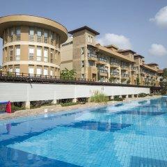 The Xanthe Resort & Spa Турция, Сиде - отзывы, цены и фото номеров - забронировать отель The Xanthe Resort & Spa - All Inclusive онлайн бассейн фото 3