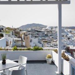 Отель Kastro Suites Греция, Остров Санторини - отзывы, цены и фото номеров - забронировать отель Kastro Suites онлайн балкон