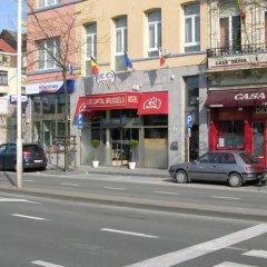 Отель Euro Capital Брюссель городской автобус