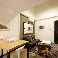 Отель Seoul Loft Apartments - SLA Южная Корея, Сеул - отзывы, цены и фото номеров - забронировать отель Seoul Loft Apartments - SLA онлайн комната для гостей фото 4