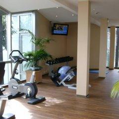 Отель InterContinental Frankfurt фитнесс-зал фото 2