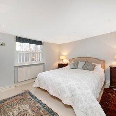 Отель Stunning 2 Bedroom Apartment With Garden in Notting Hill Великобритания, Лондон - отзывы, цены и фото номеров - забронировать отель Stunning 2 Bedroom Apartment With Garden in Notting Hill онлайн комната для гостей фото 2