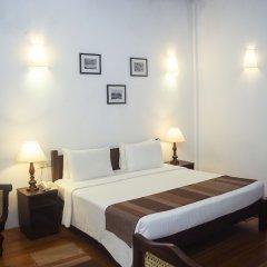 Отель The Sanctuary at Tissawewa Шри-Ланка, Анурадхапура - отзывы, цены и фото номеров - забронировать отель The Sanctuary at Tissawewa онлайн комната для гостей фото 5