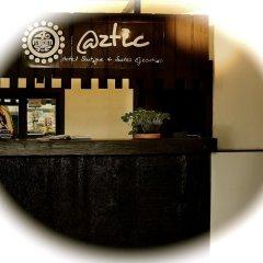 Aztic Hotel And Executive Suites Мехико интерьер отеля фото 3