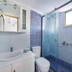 Отель Agnadema Apartments Греция, Остров Санторини - отзывы, цены и фото номеров - забронировать отель Agnadema Apartments онлайн ванная