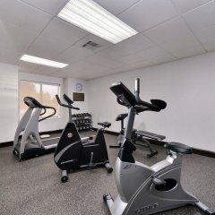 Отель Comfort Inn & Suites Frisco - Plano фитнесс-зал фото 4