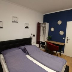 Отель Dream & Relax Apartment's Messe Германия, Нюрнберг - отзывы, цены и фото номеров - забронировать отель Dream & Relax Apartment's Messe онлайн комната для гостей фото 4