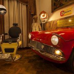 Отель Pão de Açúcar – Vintage Bumper Car Hotel Португалия, Порту - 1 отзыв об отеле, цены и фото номеров - забронировать отель Pão de Açúcar – Vintage Bumper Car Hotel онлайн интерьер отеля фото 2