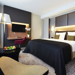 Steigenberger Hotel am Kanzleramt 5* Стандартный номер с различными типами кроватей