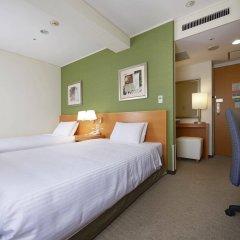 Отель Sunroute Takadanobaba Япония, Токио - отзывы, цены и фото номеров - забронировать отель Sunroute Takadanobaba онлайн комната для гостей фото 3