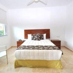 Отель La Papaya Plus 201 by Vimex Мексика, Плая-дель-Кармен - отзывы, цены и фото номеров - забронировать отель La Papaya Plus 201 by Vimex онлайн комната для гостей