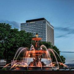 Отель Hilton Québec Канада, Квебек - отзывы, цены и фото номеров - забронировать отель Hilton Québec онлайн приотельная территория