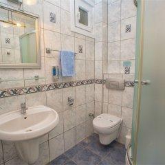 Hadrian Hotel Турция, Патара - отзывы, цены и фото номеров - забронировать отель Hadrian Hotel онлайн ванная фото 2