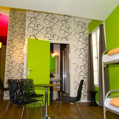The Loft Boutique Hostel & Hotel комната для гостей