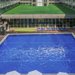 Отель Pullman Guangzhou Baiyun Airport спортивное сооружение