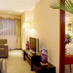 Отель Cinese Hotel Dongguan Китай, Дунгуань - 1 отзыв об отеле, цены и фото номеров - забронировать отель Cinese Hotel Dongguan онлайн комната для гостей фото 3