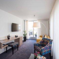 Book Hotel Leipzig комната для гостей