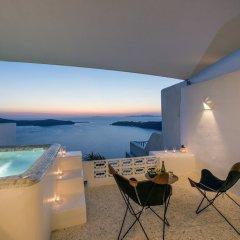 Отель Seascape Villa by Caldera Houses Греция, Остров Санторини - отзывы, цены и фото номеров - забронировать отель Seascape Villa by Caldera Houses онлайн пляж