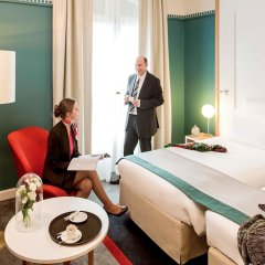 Отель Mercure Lyon Centre Château Perrache в номере