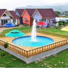 Отель Pyeongchang Sky Garden Pension Южная Корея, Пхёнчан - отзывы, цены и фото номеров - забронировать отель Pyeongchang Sky Garden Pension онлайн фото 12