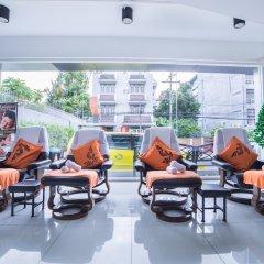 Cubic Bed Pratunam - Hostel Бангкок гостиничный бар