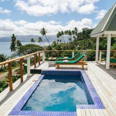 Отель Daku Resort Савусаву бассейн фото 2
