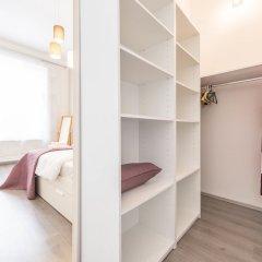 Апартаменты Oasis Apartments - Westend III сейф в номере