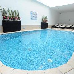 Отель Plaza Regency Hotels бассейн