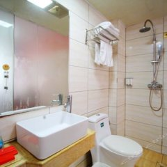 Wei Wei Hotel ванная фото 2