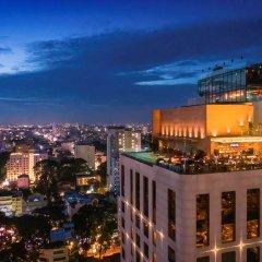 Отель Des Arts Saigon Mgallery Collection Вьетнам, Хошимин - отзывы, цены и фото номеров - забронировать отель Des Arts Saigon Mgallery Collection онлайн фото 2