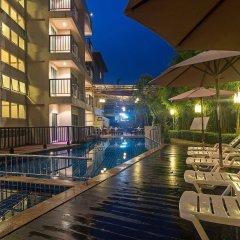 Отель Aonang All Seasons Beach Resort бассейн