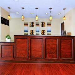 Отель Best Western Auburn/Opelika Inn США, Опелика - отзывы, цены и фото номеров - забронировать отель Best Western Auburn/Opelika Inn онлайн интерьер отеля фото 3