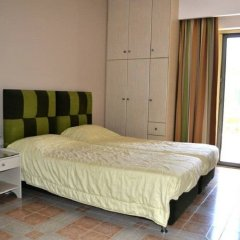 Отель Saga Hotel Греция, Порос - отзывы, цены и фото номеров - забронировать отель Saga Hotel онлайн комната для гостей фото 5