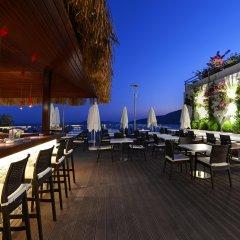 Kalamar Турция, Калкан - 4 отзыва об отеле, цены и фото номеров - забронировать отель Kalamar онлайн гостиничный бар